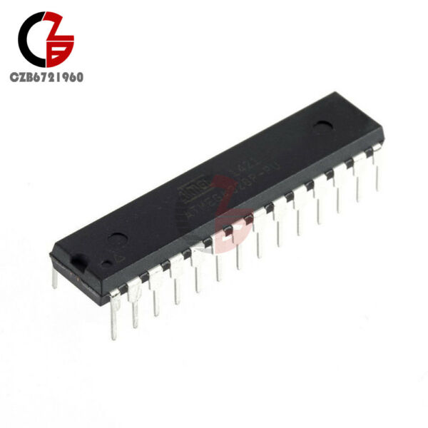 ATMEGA328P-PU Microcontroller IC Chip with Bootloader for Arduino UNO R3