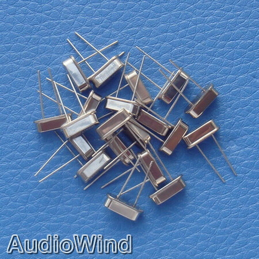 20x Quartz Crystal Resonator 3 40 Mhz Hc 49s Rohs Oscillator This Circuit Is A Can Be Regarded Ebay