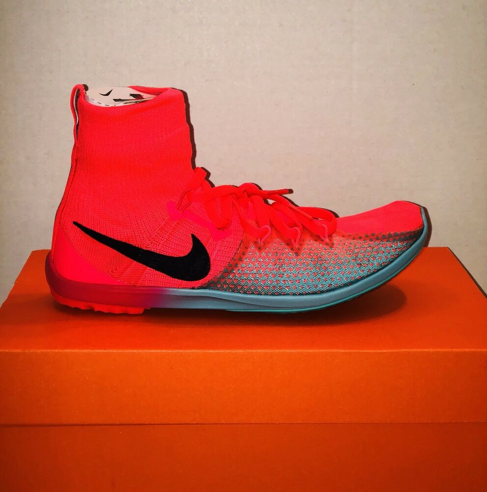 f22af91a5868c NIKE ZOOM VICTORY XC 4 Flyknit Track   Field (878804-663) Bag Spikes Tool