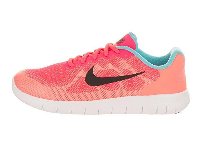 NIKE YOUTH FREE RN 2017 (GS) RUNNING SHOES #904258 600   eBay