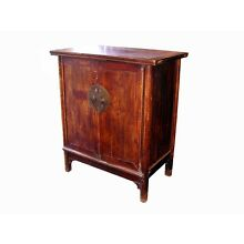 Antique Chinese Ming Sideboard (3008) Zelkova Wood, Circa early 19th century