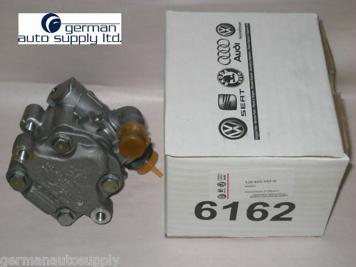 Audi, Volkswagen Power Steering Pump - OE Genuine - 1J0422152G  - NEW OEM VW