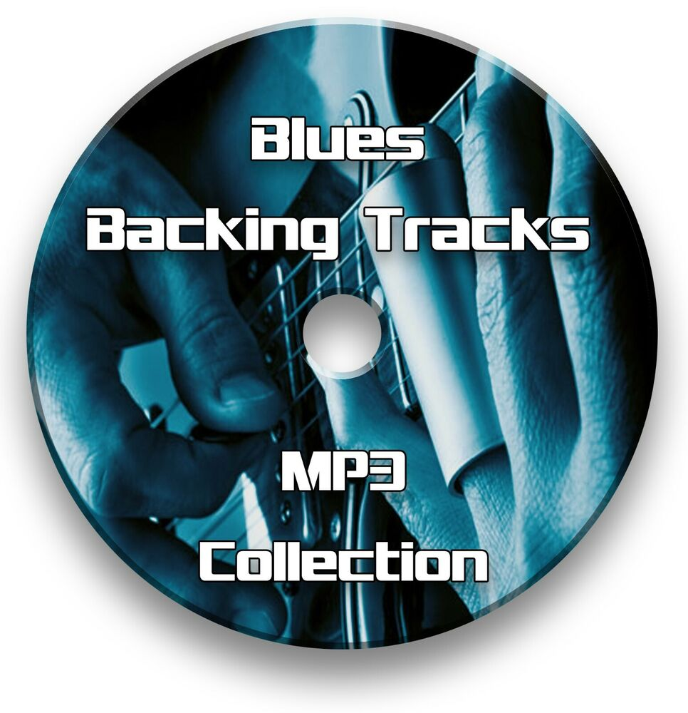 ultimate blues mp3 rock guitar backing tracks download collection ebay. Black Bedroom Furniture Sets. Home Design Ideas