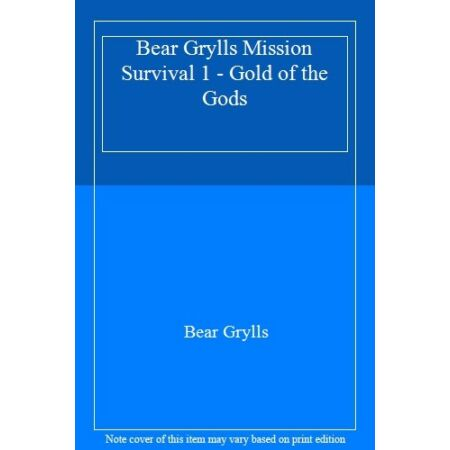 img-Bear Grylls Mission Survival 1 - Gold of the Gods,Bear Grylls