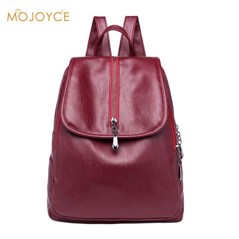66cf3a9fba Details about Women Fashion Preppy Style School Backpack School Bags For  Teenagers Girls Bag