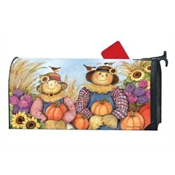 MailWraps - Oversized Mailbox Cover - Happy Harvest