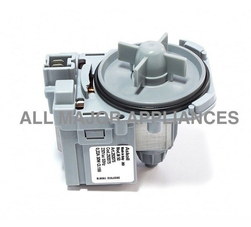 Genuine Bosch Classixx Washing Machine Drain Pump ...