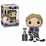Funko POP! NHL: Wayne Gretzky Edmonton Oilers Jersey Canada Exclusive (CHASE)