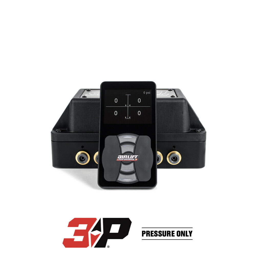 AirLift 27685 3P Pressure Controller Manifold 3/8 Management Only Air  Suspension   eBay
