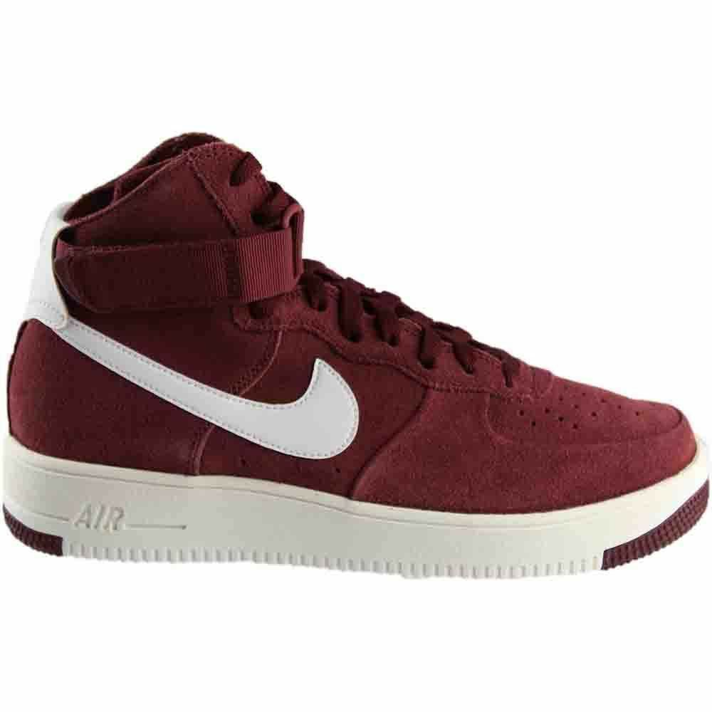 6649449a32b27 Details about Nike Air Force 1 Ultra-force HI Red - Mans - Size 13