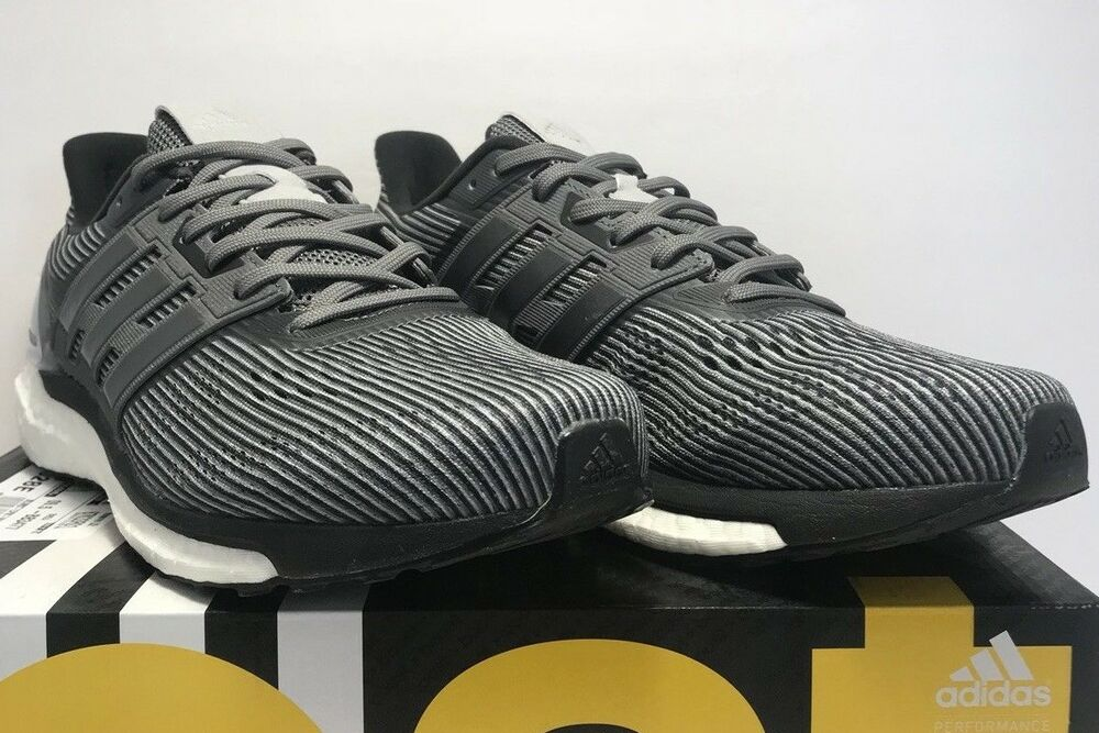 db3cc46edaa8 Adidas Boost Mens Size 9.5 Supernova Running Shoes BB3477 Black .