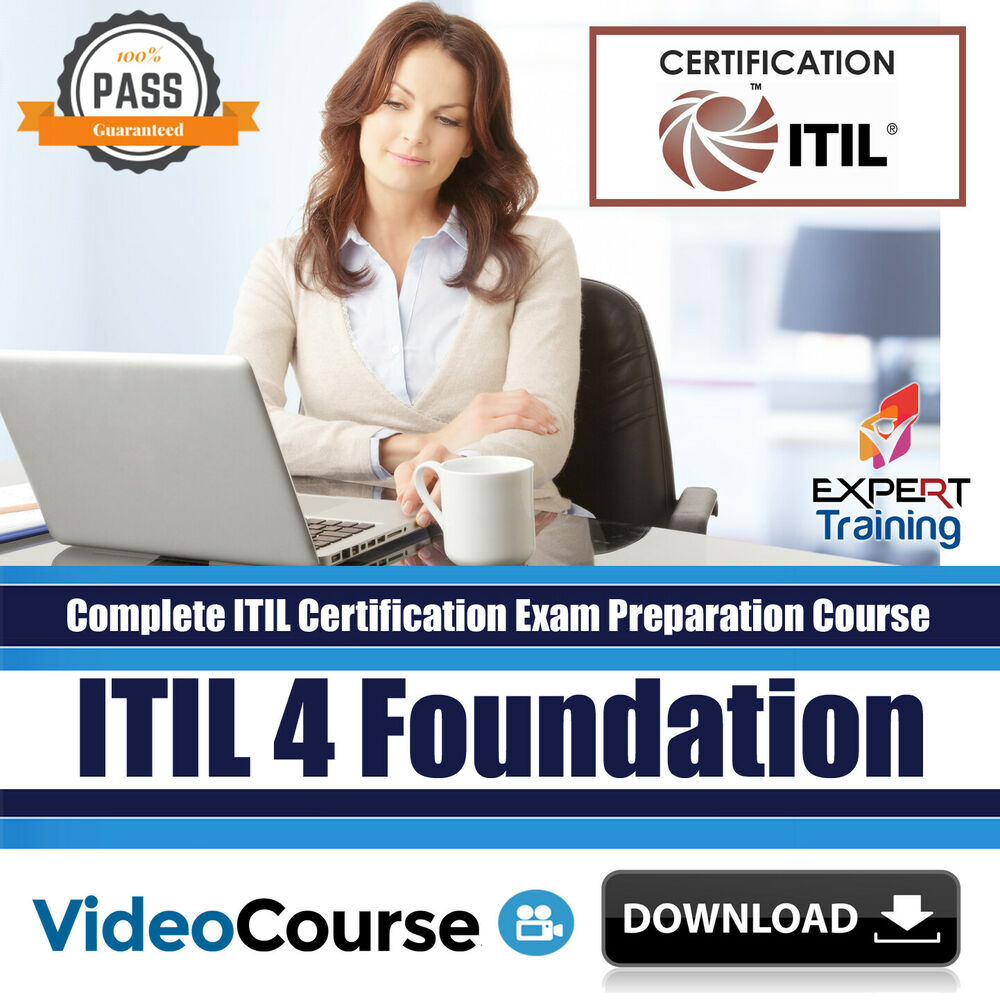 Itil V3 Foundations Exam Preparation Combo Pack Of 3 Video Course