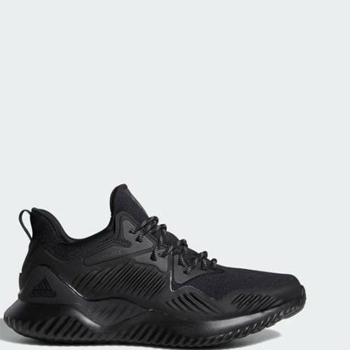 81803c7ae Details about Adidas B76046 Alpha bounce Beyond Running shoes black sneakers