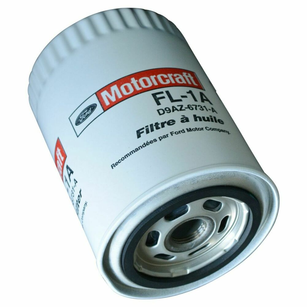 Motorcraft Fl1a Engine Oil Filter For Ford Lincoln Mercury
