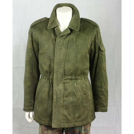 img-Genuine Army Puma Camo Quilted Winter Parka Thermal Thick Warm Coat Camouflage