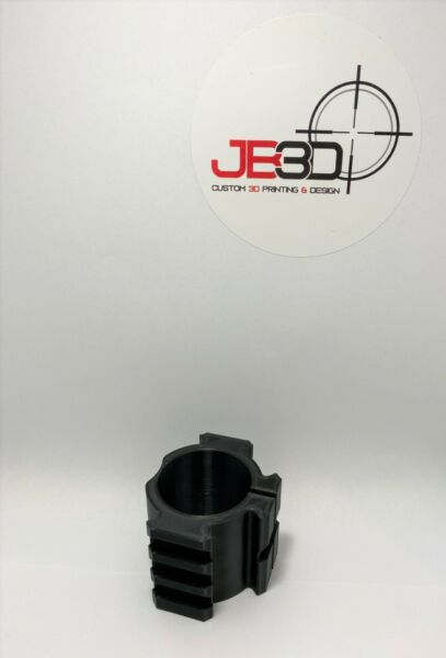 For FX Wildcat Triple Picatinny Cylinder Mount for Bipod/Torch etc