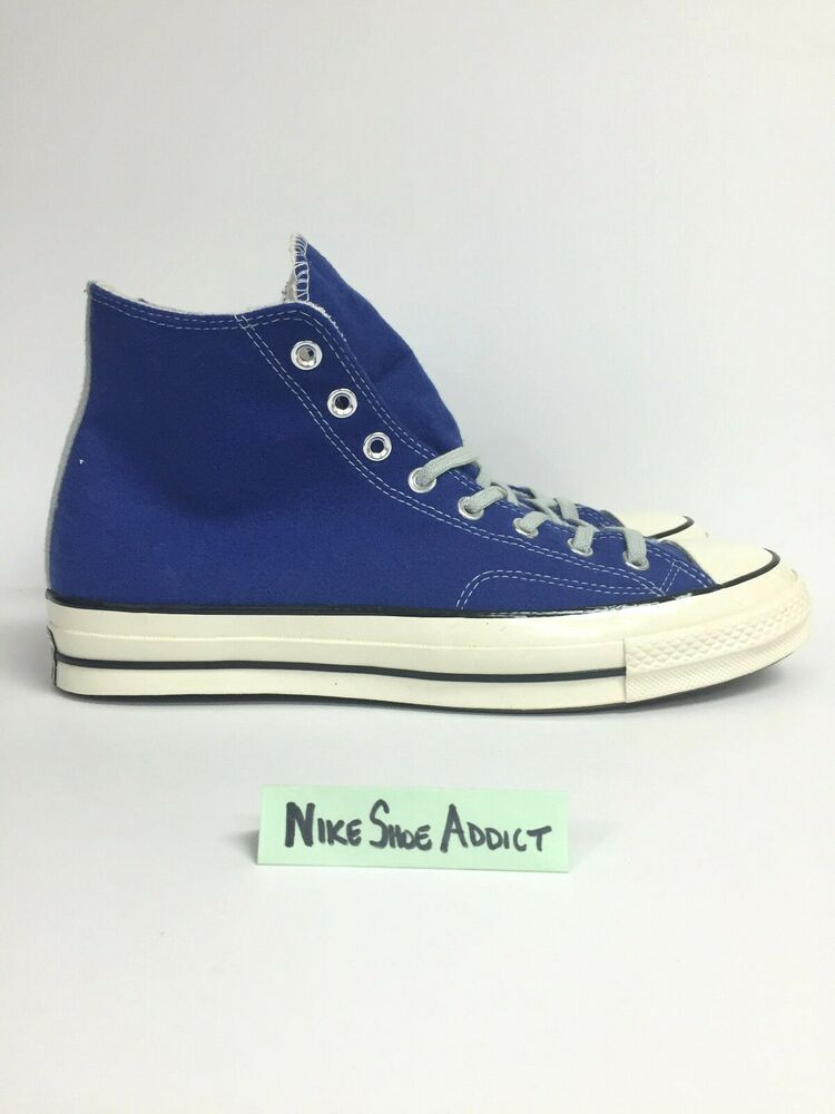 4c2687313ed9 Details about Converse Chuck Taylor All Star CTAS 70 Hi Ampard Blue White  153981C Unisex High
