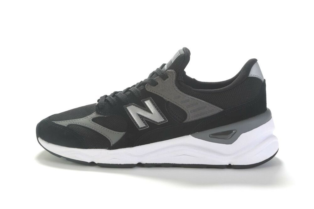 brand new f7414 c3cef Details about NEW BALANCE X90 RECONSTRUCTED MSX90RLB BLACK WHITE (msrp    110)