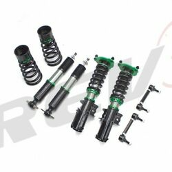 REV9 HYPER-STREET II 32 LEVEL DAMPING COILOVER SUSPENSION FIT FORD MUSTANG 15-19