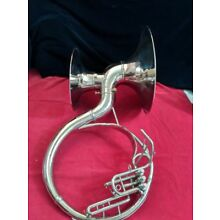 Sousaphone double Bell 22 inches bell with adjacent 16 inches bell made of pure