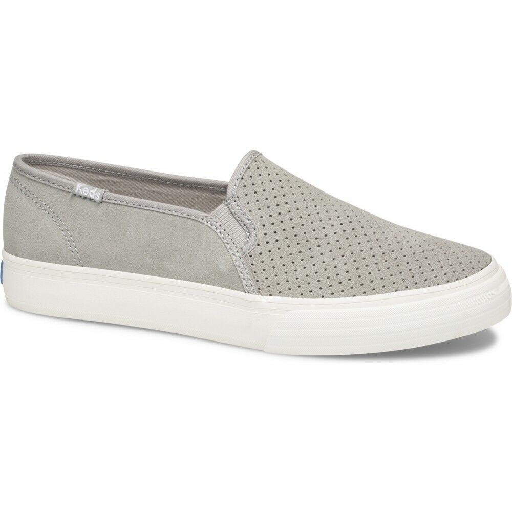 c4ff617b34 Details about Keds Women Double Decker Perf Suede