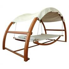 Swing Bed with Canopy [ID 3284178]