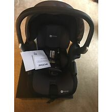 4moms Self-Installing Infant Car Seat - Brand NEW Black (Base NOT Included!)