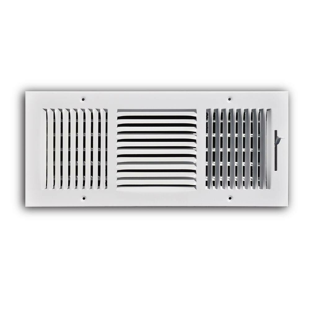 Truaire 3 Way Wall Ceiling Register Opening Venting Hvac