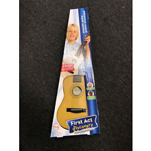 First Act FG1106 Acoustic Guitar - Natural New In Box Kids Learning Instrument