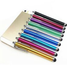 10 pcs Stainless Steel Capacitive Stylus Touch Screen Pen for Mobile Phones