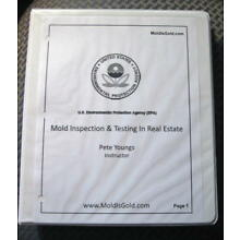 Mold Inspection & Testing in Real Estate Pete Youngs Manual
