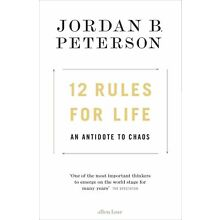 12 Rules for Life: An Antidote to Chaos by Jordan B. Peterson 2018 Fast Delivery