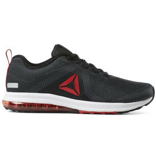 08623299dc56 Details about Reebok DV4680 Men Jet Dashride 6.0 Running Shoes black grey  red sneakers