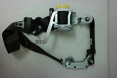 2015 2016 2017 FORD MUSTANG CONVERTIBLE SEAT BELT PRETENSIONER LH - BLACK OEM