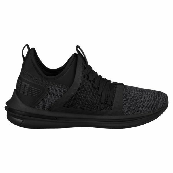 7302243c3e62 Details about Puma 190962 01 Ignite Limitless Sr Netfit Black Men s  Training Shoes