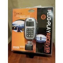Satellite Radio Receiver Plug+Play with Vehicle Kit NEW IN PACKAGE