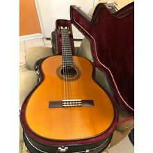 EXTREMELY RARE H. Hirose 1A Violin Maple Classical guitar, OHS, great player