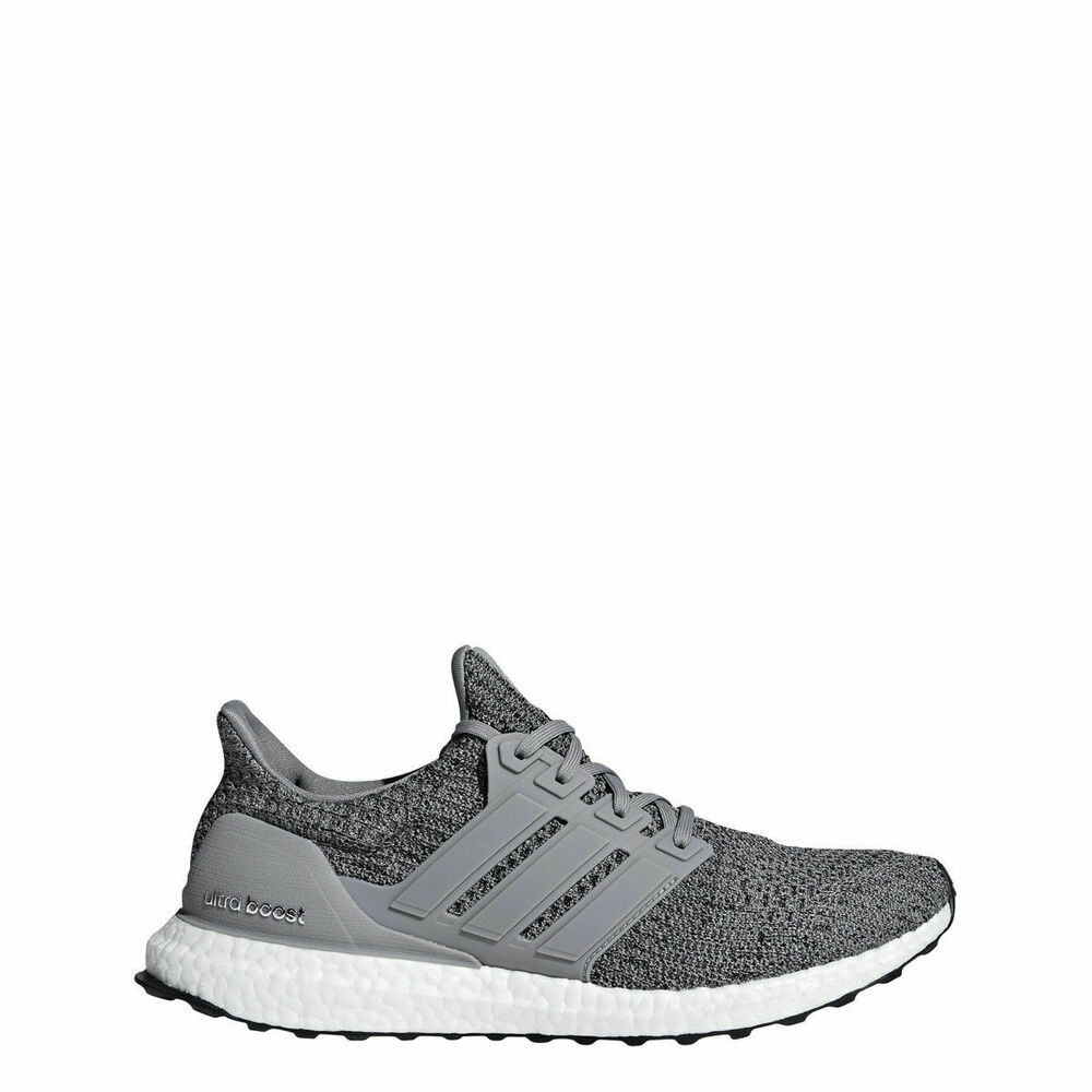 8efb10156403c Details about Adidas Men s Ultra Boost - NEW IN BOX - FREE SHIPPING - Grey    White - F36156 +