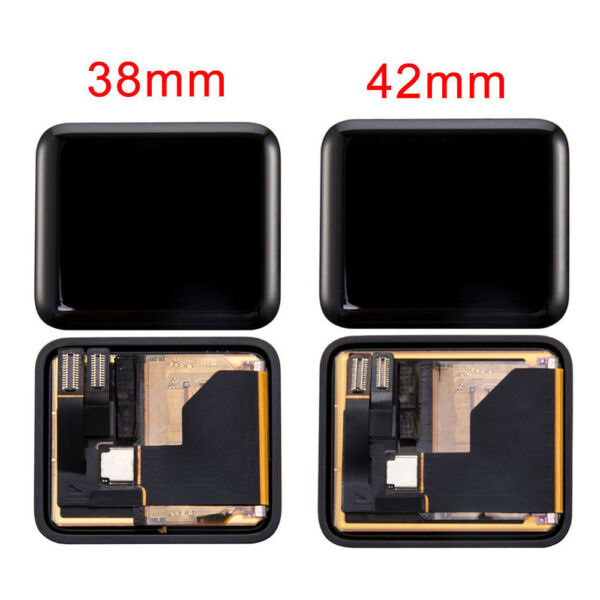 OEM LCD Touch Screen Digitizer Replacement For Apple Watch 38mm 42mm iWatch 1st