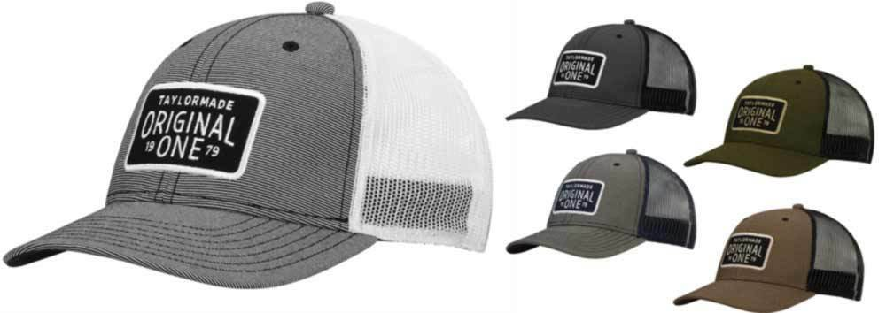 08770780fa1 TaylorMade Lifestyle Trucker Golf Hat Adjustable 2019 New - Choose Color!