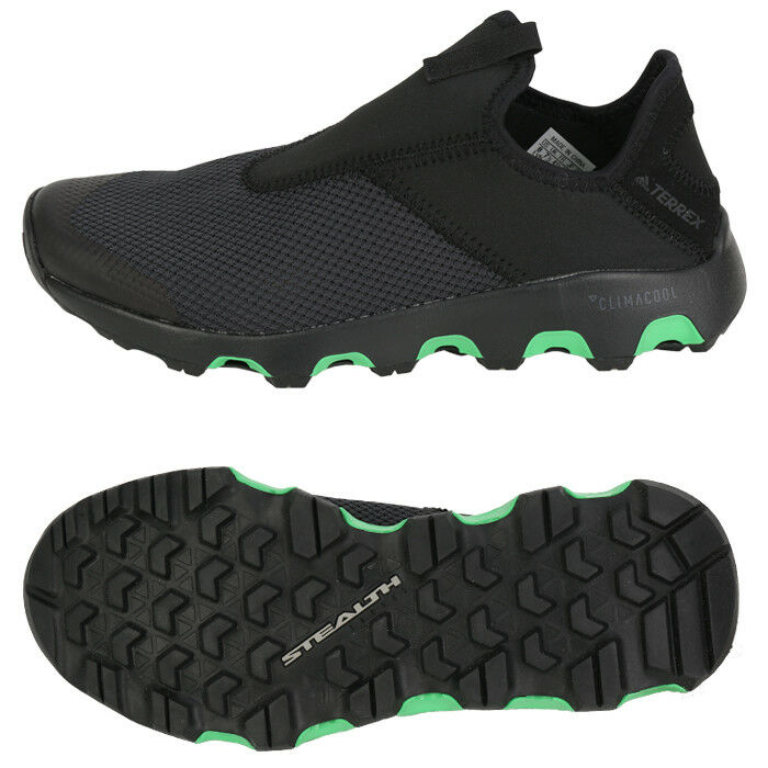 f18164b0309 Details about Adidas Terrex CC Voyager Slip-on (CM7546) Outdoor Running Aqua  Water Shoes