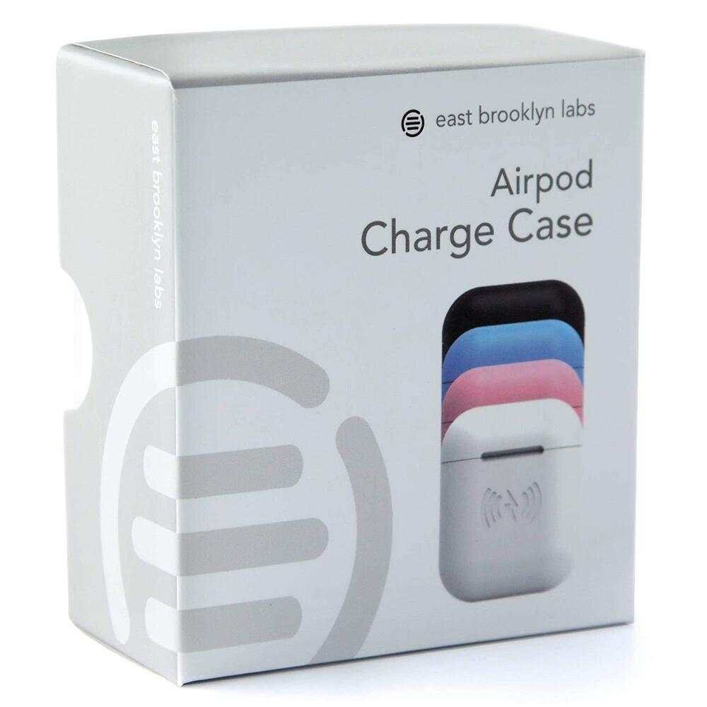 East Brooklyn Labs Airpod Wireless Charging Case with