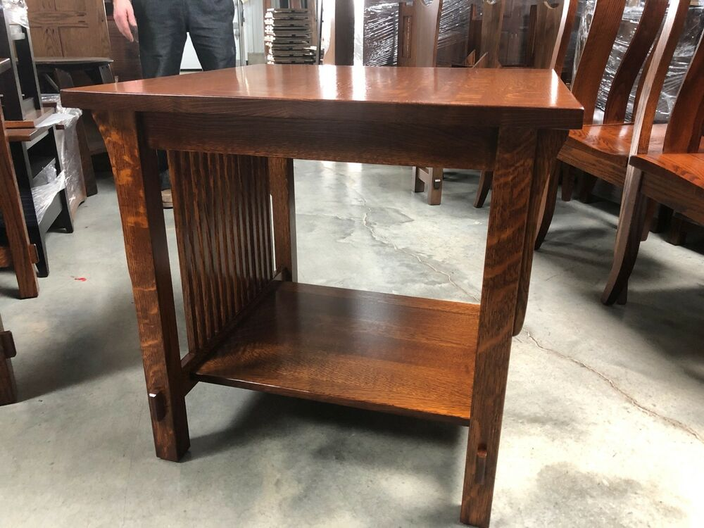 Stickley Round Coffee Table