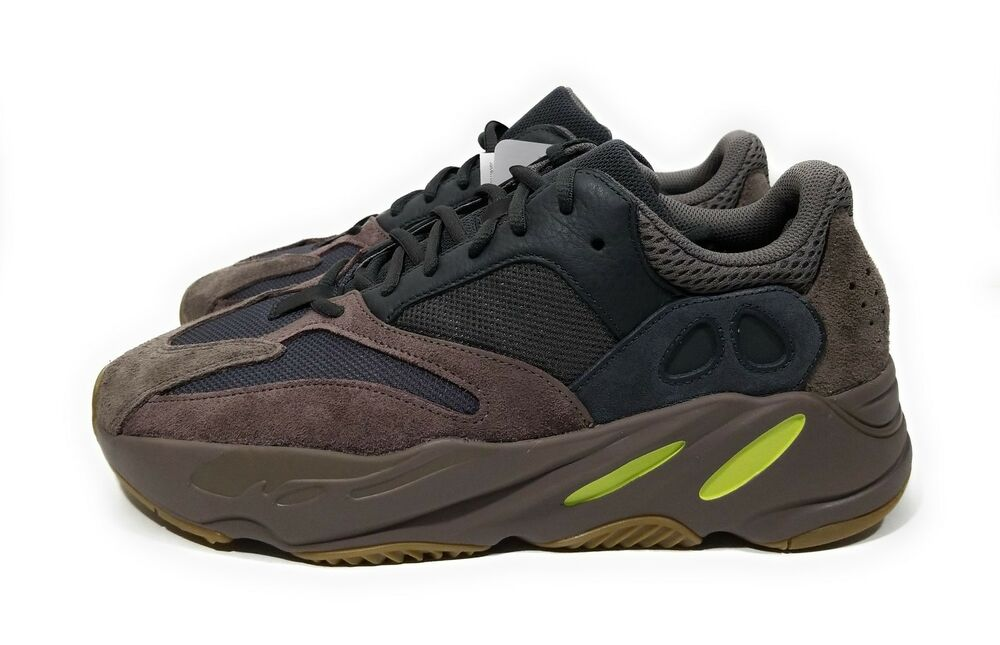 4400544c81614 Details about Adidas Yeezy Boost 700 Wave Runner Mens Shoes Mauve Size 11