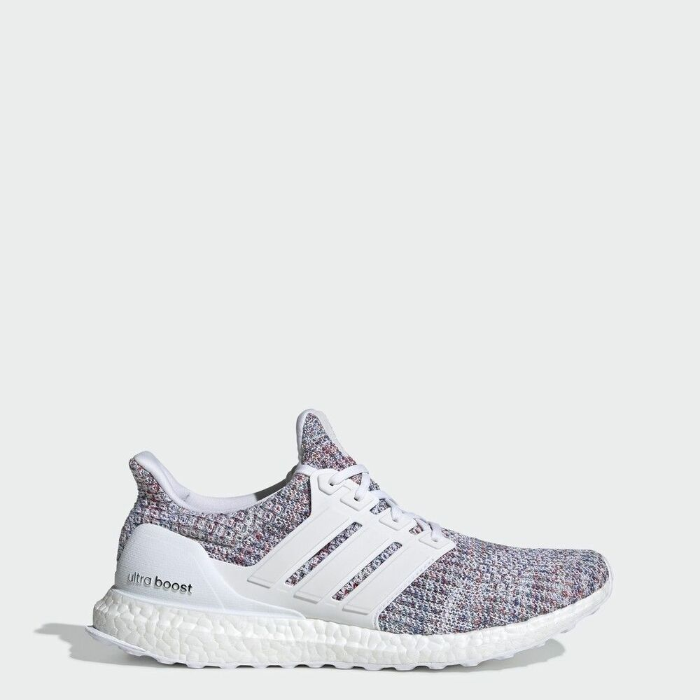 huge selection of d199d 91ee1 Details about New ADIDAS Men Originals ULTRABOOST Shoes (DB3198) White   White-Blue