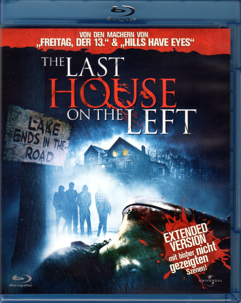 The Last House On The Left Uncut