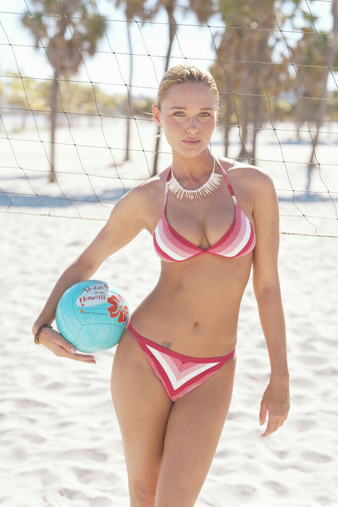 Sexy Girl In Bikini Holding Volleyball At Beach Photo Art Print Poster 18X12 Inc 718472546031  Ebay-1542