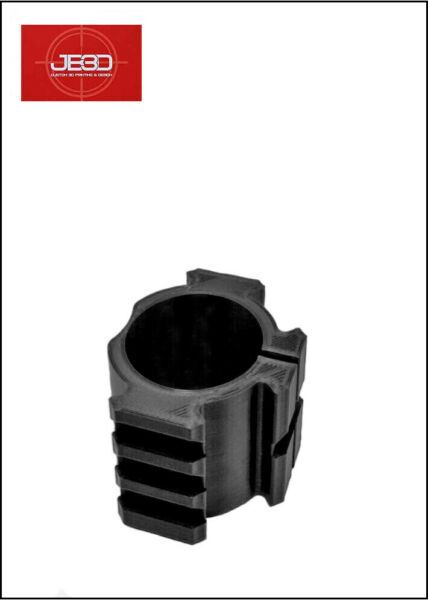 For BSA Ultra SE Triple Picatinny Cylinder Mount for Bipod/Torch etc
