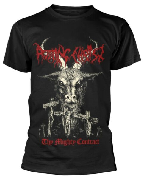 Rotting Christ' Thy Mighty Contract'T-Shirt - Neuf et Officiel