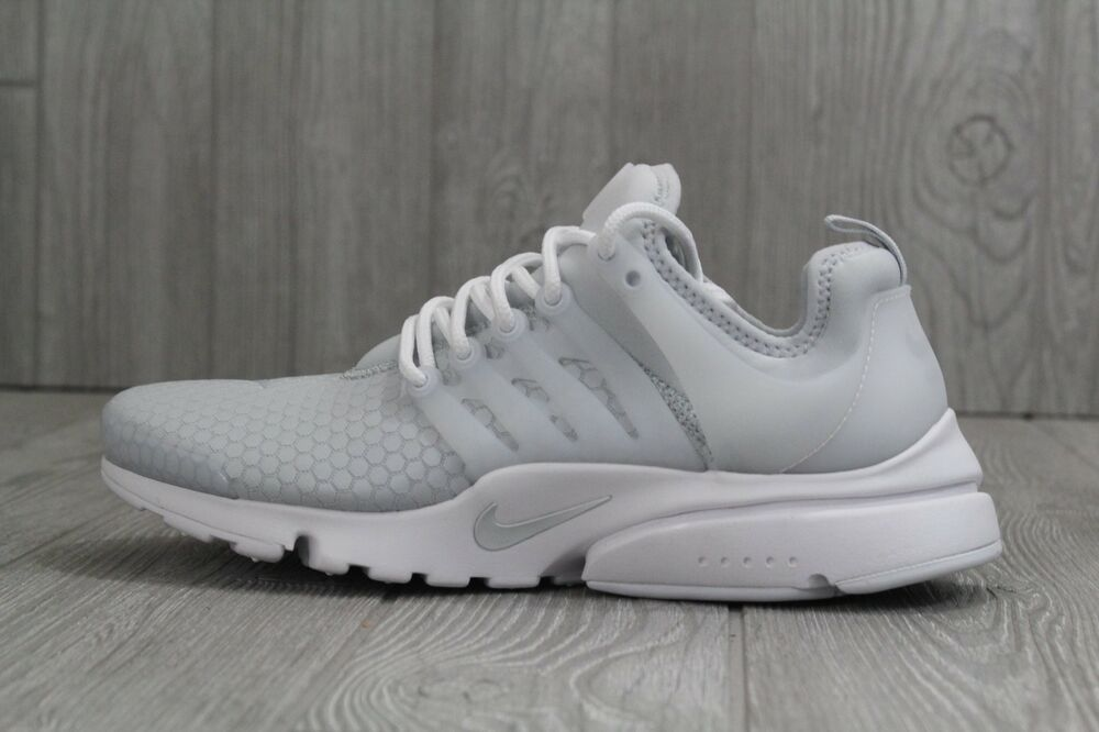 780ddbb59ca7 Details about 31 Nike Air Presto Ultra SE Pure Platinum Shoes Men s Size  8.5 918241 100